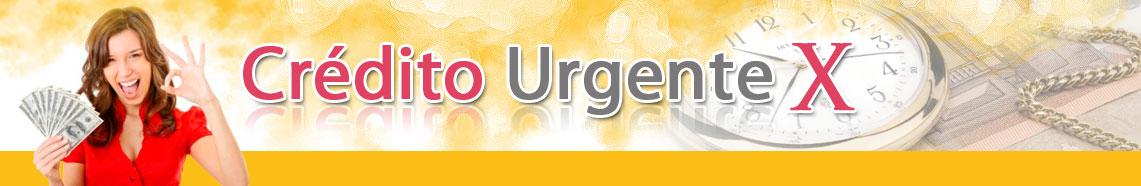 crédito urgente x
