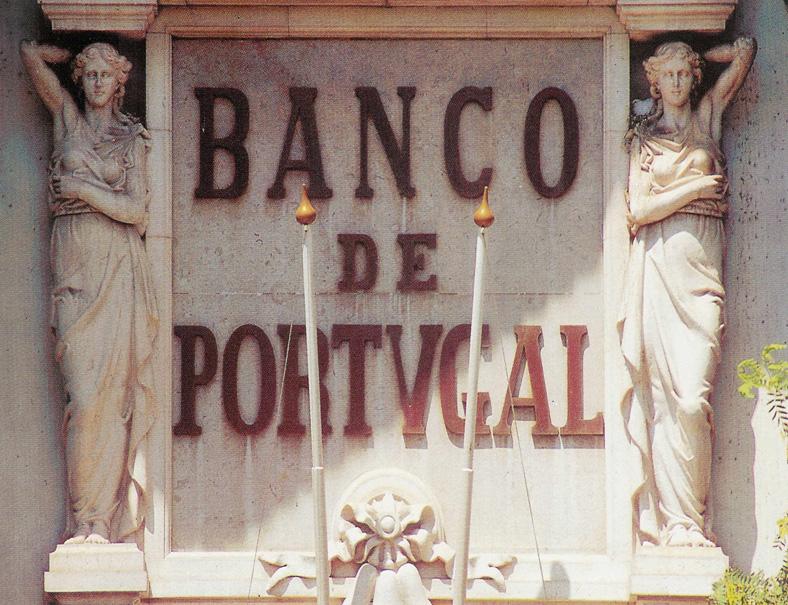 Bancos em Portugal