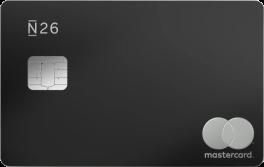 Cartão banco N26 Metal