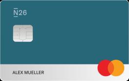 Cartão banco N26 You