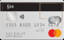Cartão banco N26
